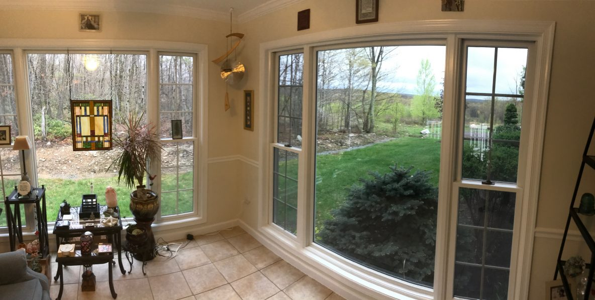 sunroom window tinting