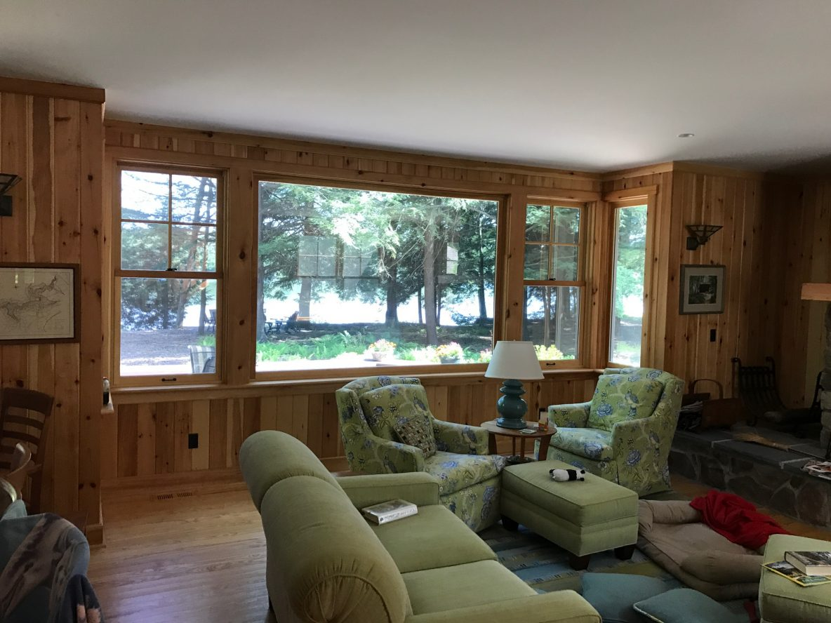 Pocono Lake Preserve, Home Window Tinting Using Panorama Film