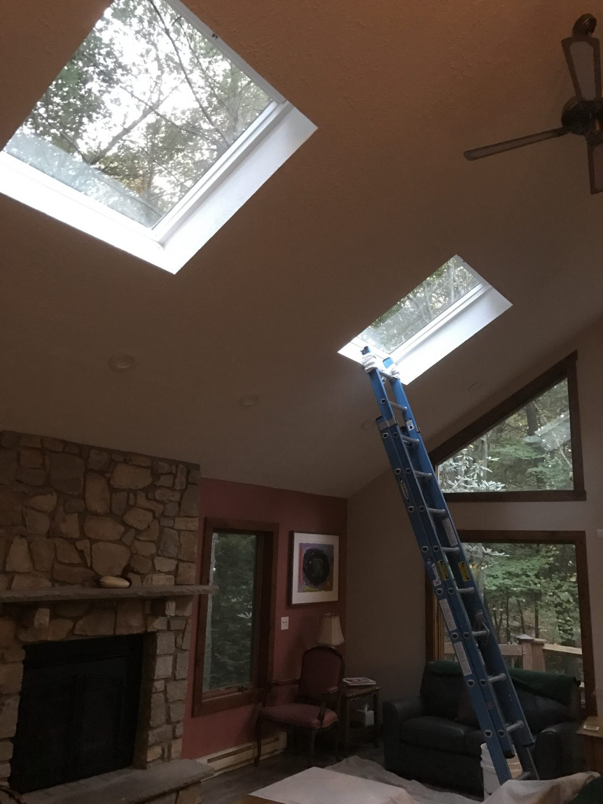 How to Block the Suns Heat from Coming Through your Homes Skylights?