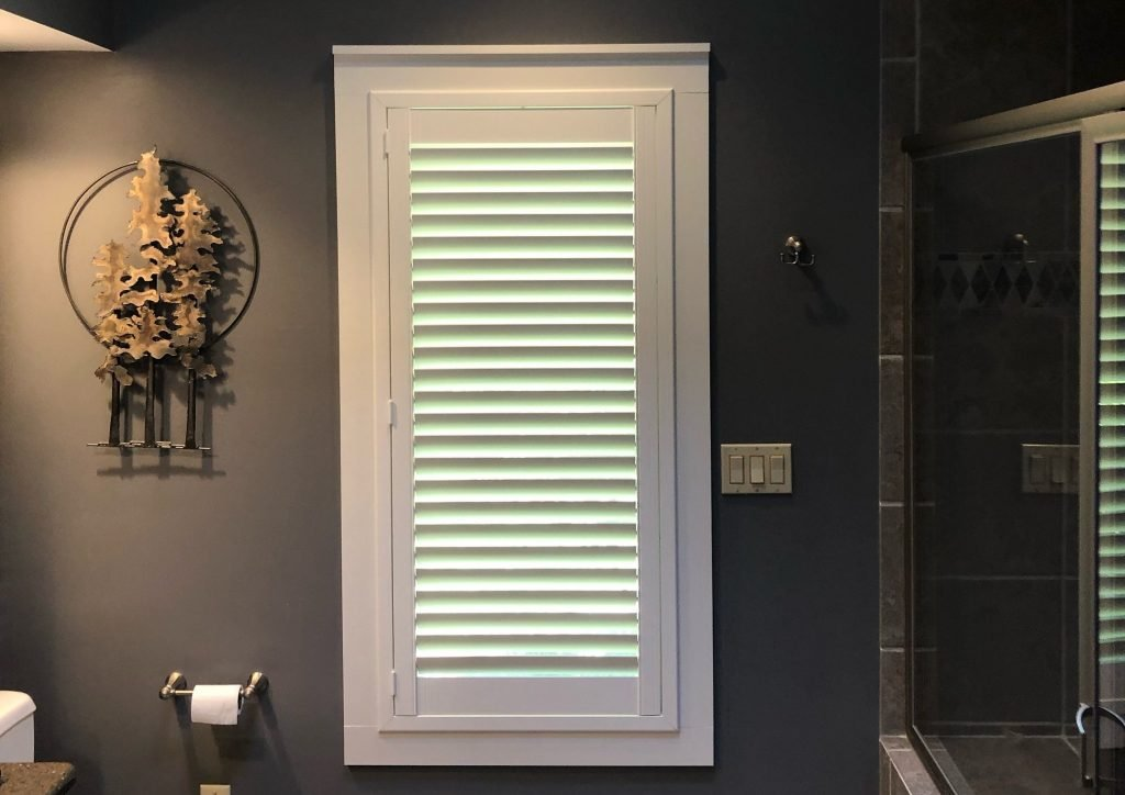 Pocono Pines, Pennsylvania Homeowner Uses Shutters to Control Light - Norman Shutter in the Poconos and Lehigh Valley of Pennsylvania 3