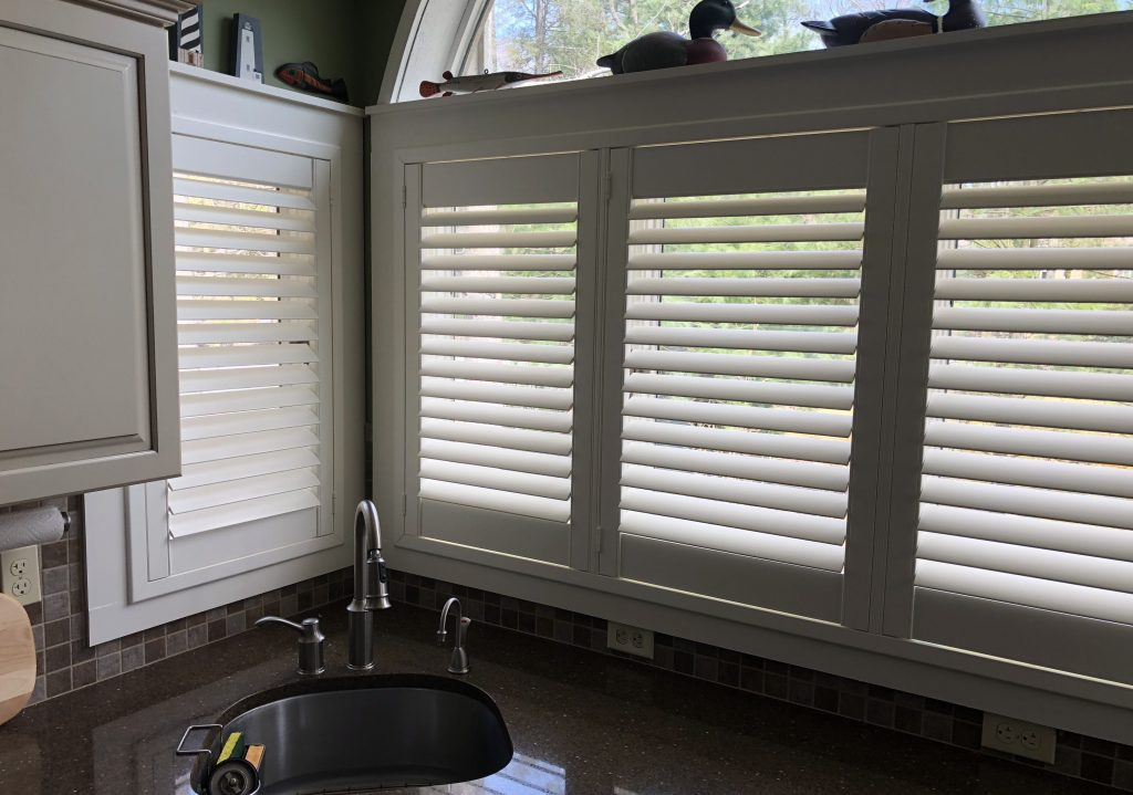 Pocono Pines, Pennsylvania Homeowner Uses Shutters to Control Light - Norman Shutter in the Poconos and Lehigh Valley of Pennsylvania 2