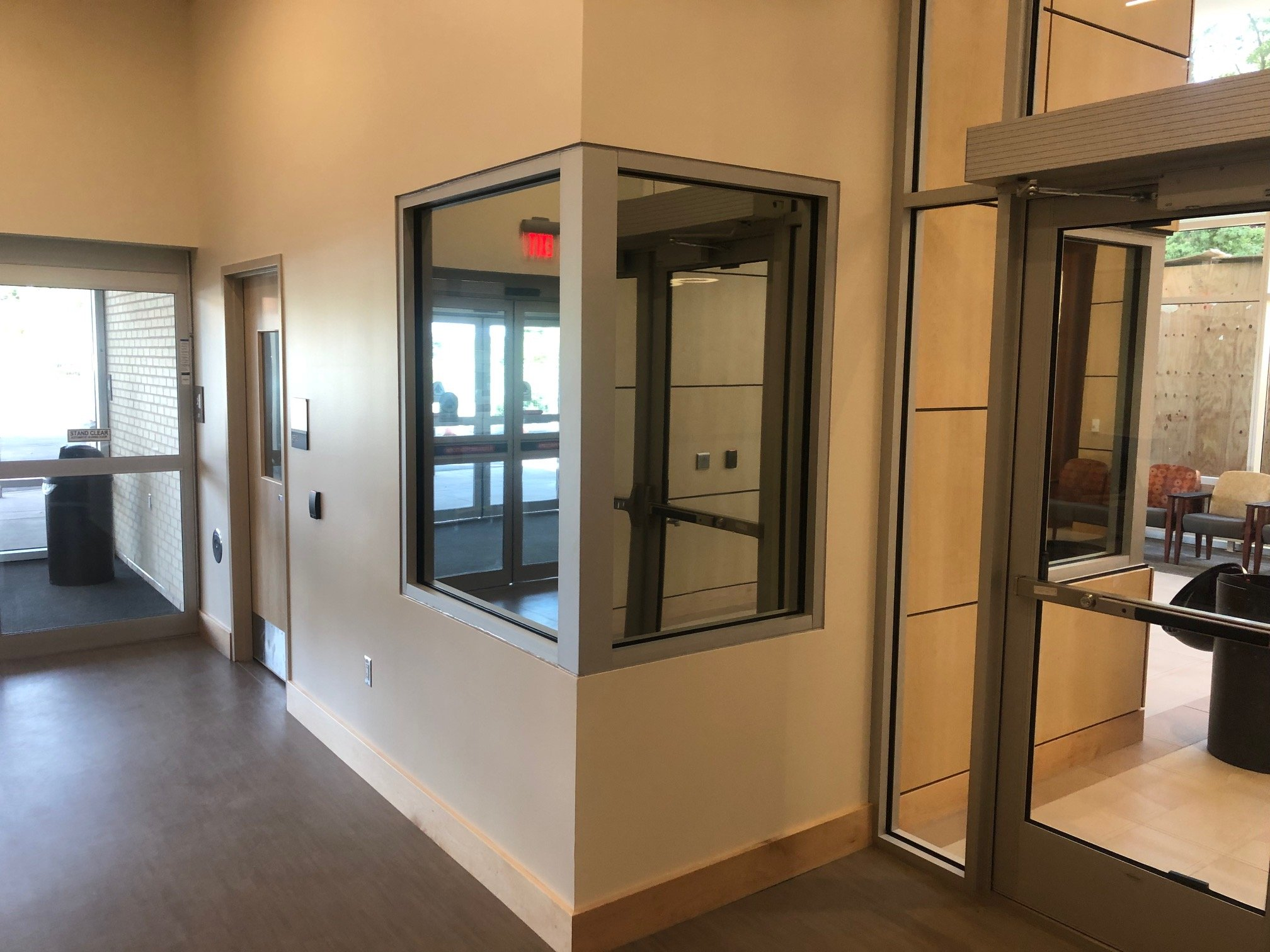 Privacy Window Film Used in Hazleton, Pennsylvania Office Space - Commercial Window Tinting in Stroudsburg, Pennsylvania, the Poconos, Lehigh Valley and Beyond
