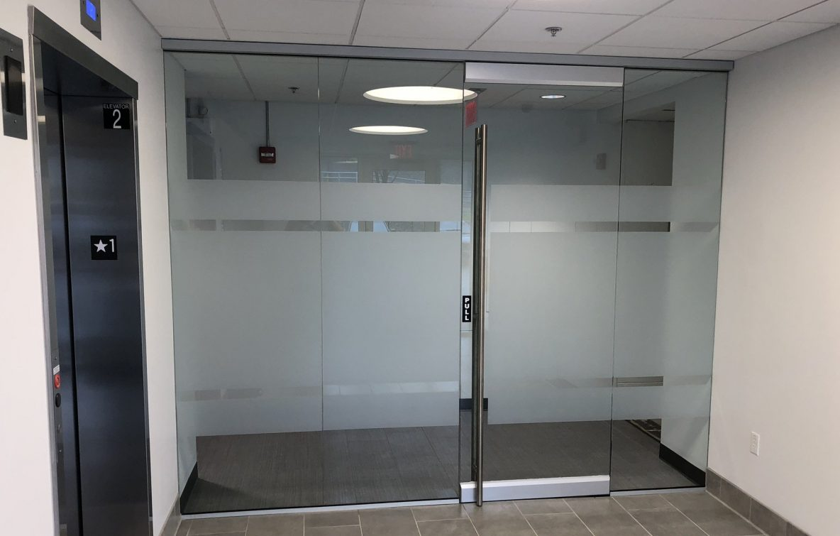 Transform Lehigh Valley Area Glass Panels by Retrofitting Decorative Window Films - Decorative Glass Film in the Lehigh Valley Area of Pennsylvania