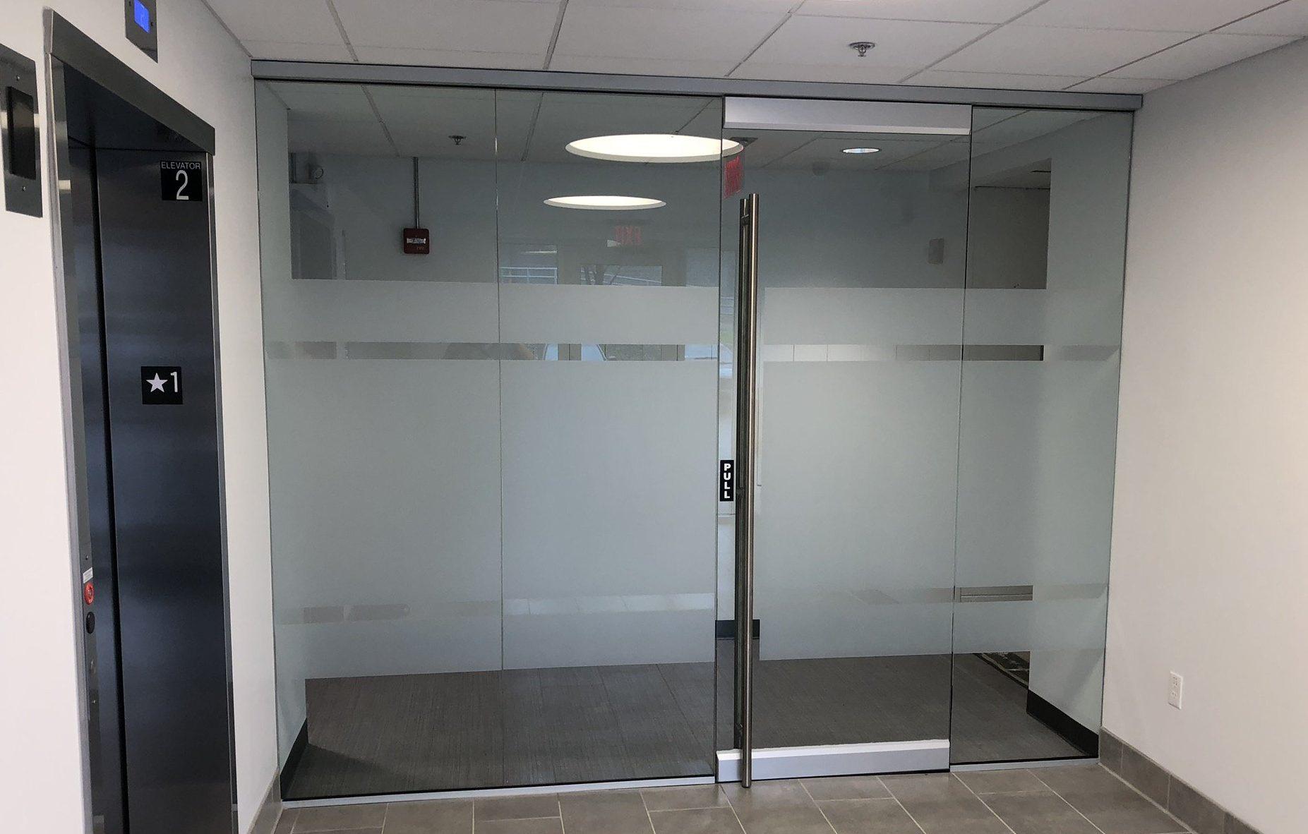 Transform Lehigh Valley Area Glass Panels by Retrofitting Decorative Window Films - Decorative Glass Film in the Lehigh Valley Area of Pennsylvania